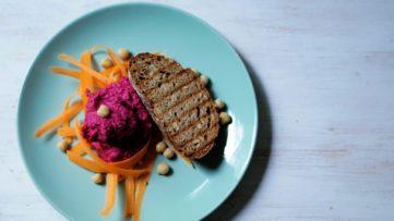 rote rueben-humus